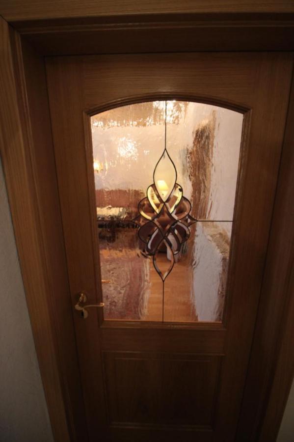 Vorschau von Wohnzimmertür mit Ornamentglas