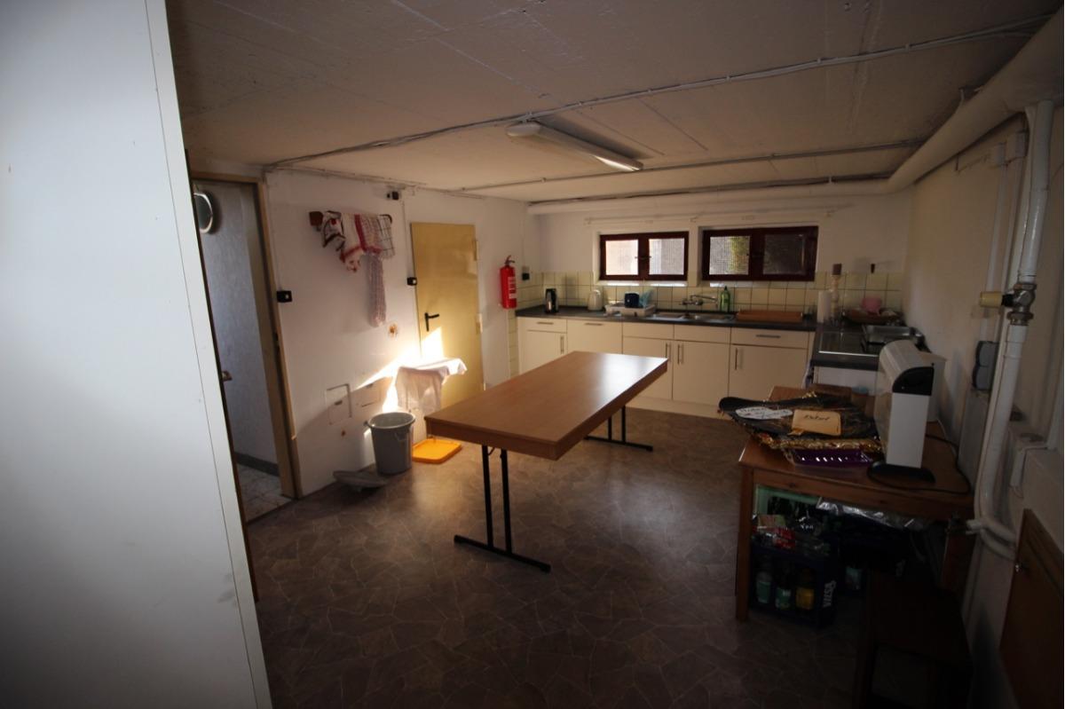 Vorschau von Küche Versammlungsraum Keller
