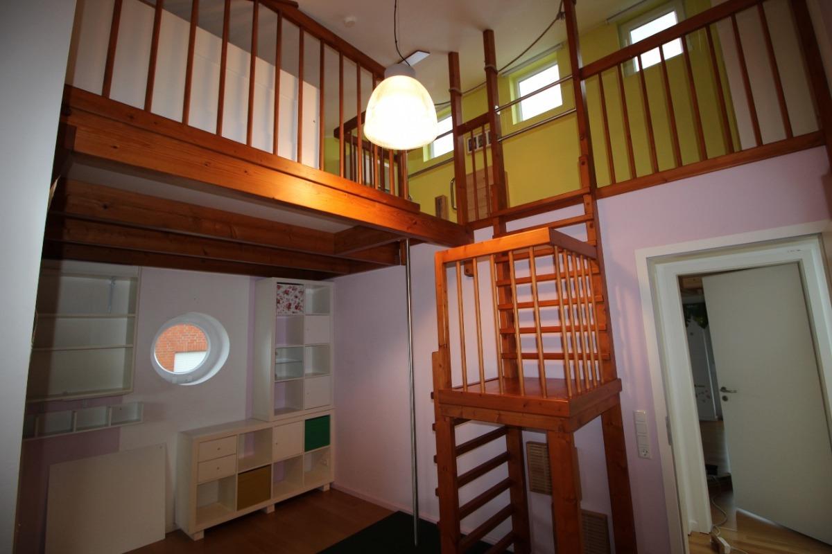 Vorschau von Kinderzimmer mit 2. Ebene
