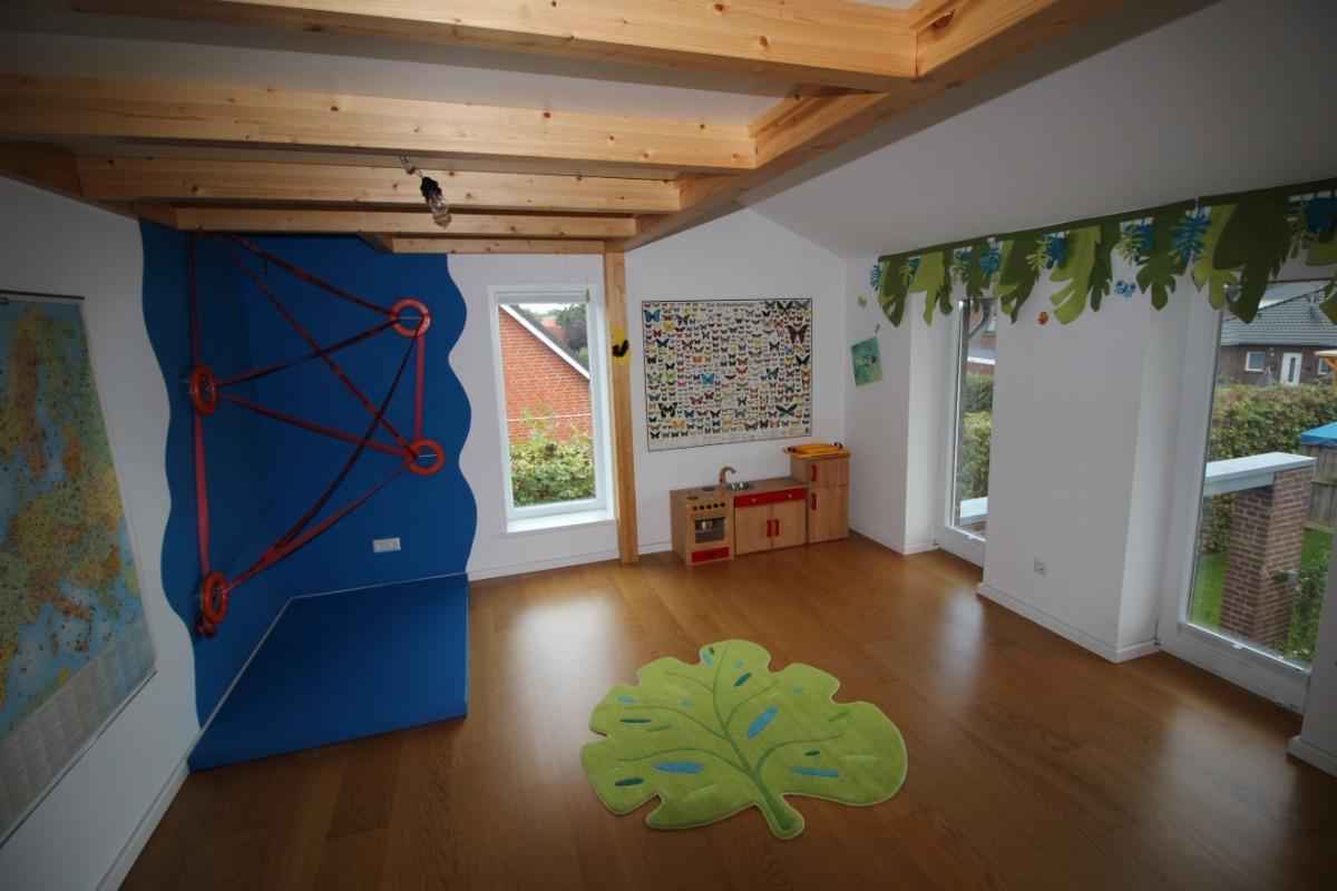 Vorschau von Kinderzimmer mit Empore