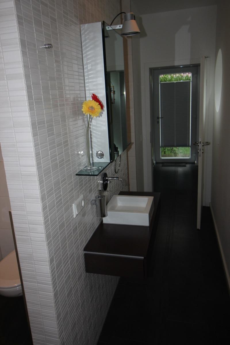 Vorschau von Gästetoilette mit Dusche