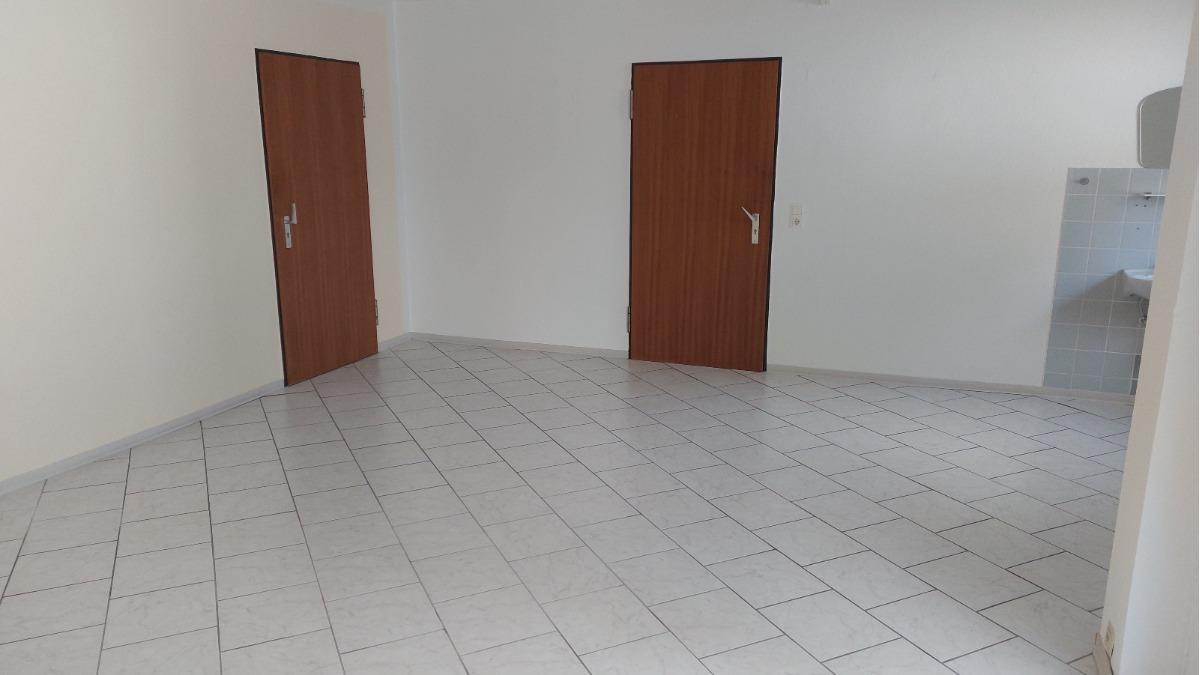 Vorschau von Geräumt mit Blick auf Eingangstür